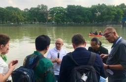 Field Visit - NL Water Mission to Surabaya (13 March 2020) 2020-04-30